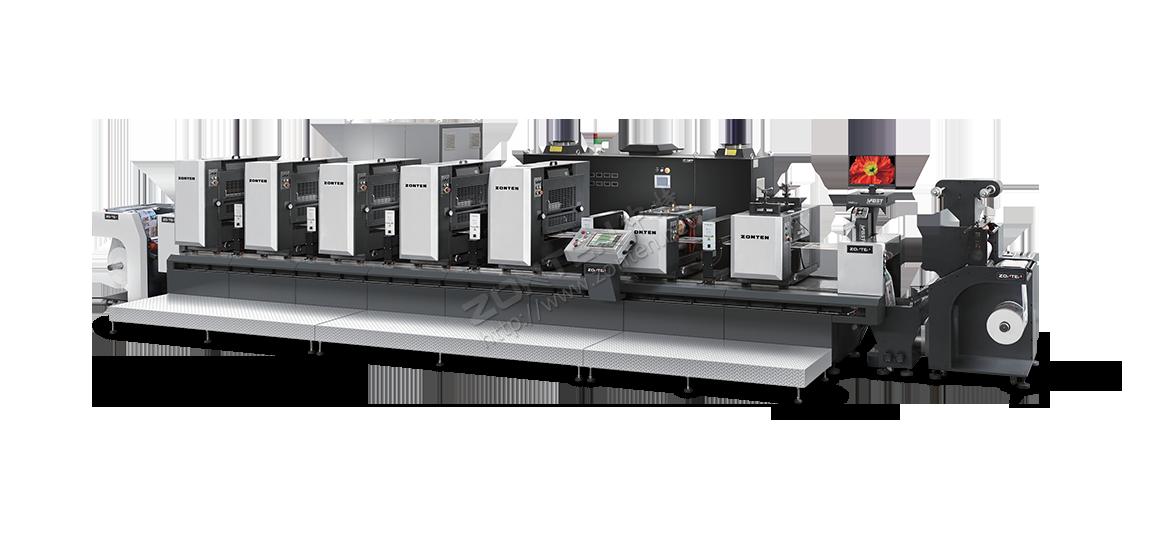 ZTJ-330/520 多功能间歇式PS版标签印刷机
